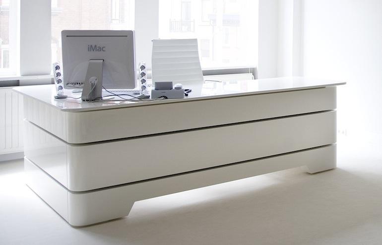 moderner design schreibtisch rknl m belstudio. Black Bedroom Furniture Sets. Home Design Ideas