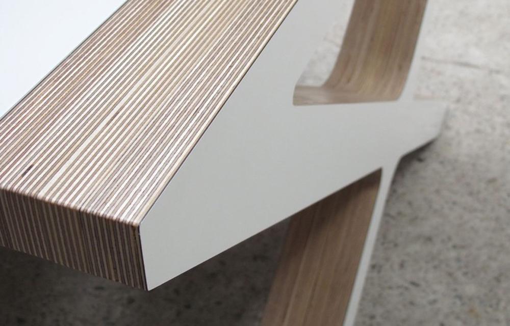 Design eettafel X - RKNL Meubelstudio