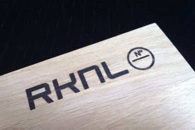 burned logo RKNL