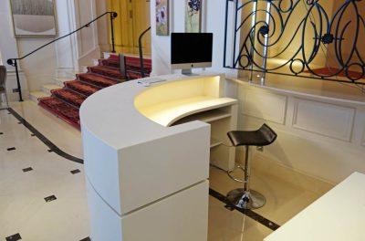 concierge desk villa hotel majestic - Concierge Desk Design