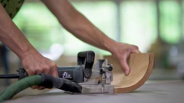 Ambachtelijke meubelmaker RKNL